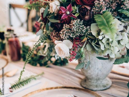 Fotografie, Obraz  Perfect wedding decoration