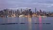 Manhattan, view of Midtown Manhattan across the Hudson River, New York, United