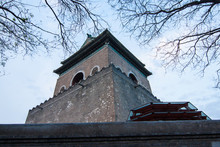 The Top Of Drum Tower