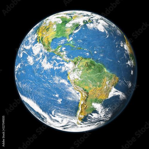 earth Fototapete
