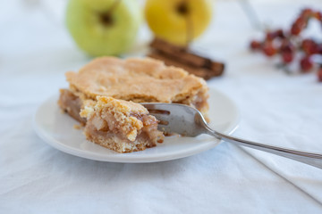 Fototapeta Apfelkuchen