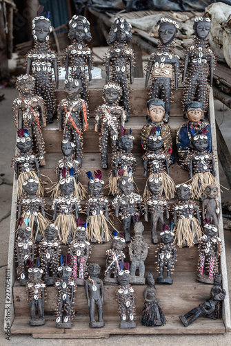 Voodoo objects to use in rituals for spells and Voodoo
