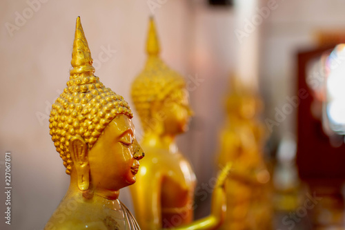Tuinposter Boeddha Buddha in Buddhism is sacred. And it is the worship of the people.