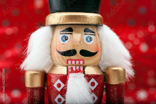 Fotografía  Christmas Nutcracker Soldier