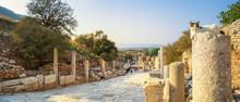 Panorama Of Ephesus - Curetes ...