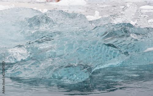 Photo Gletschereis in der Disco-Bucht ijn Grönland