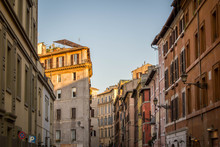 Street Of Italy