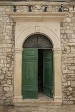 Antique Door, Old Door