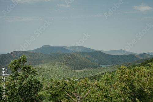 Green Coast of the Black Sea Russia