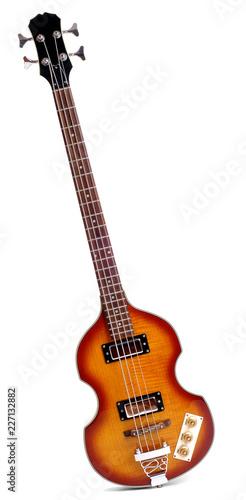 Photo  Electric Bass Violin Guitar