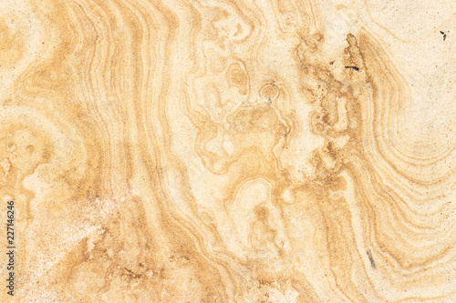 Photo  sandstone texture background, natural surface close up.