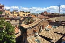 Trastevere Roofs