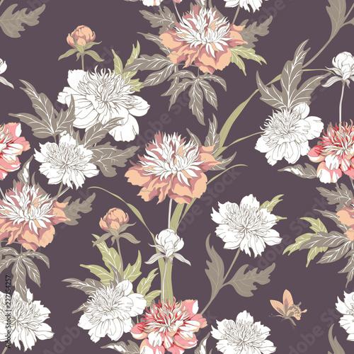 kwiaty-piwonii-w-stylu-vintage-wzor-ilustracja-wektorowa-na-obudowe-telefonu-tkaniny-tekstylia-projektowanie-wnetrz-okladke-papier