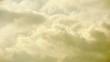 Spectacular clouds cover sky,Altocumulus,dusk.