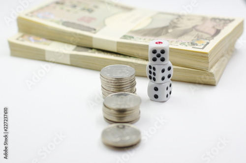 Foto  投資投機のイメージ
