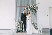 Stylish European Wedding Cerem...