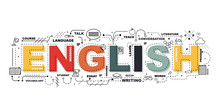 English Word For Education Wit...