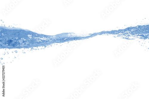 Fototapety, obrazy: Water ,water splash isolated on white background,water splash
