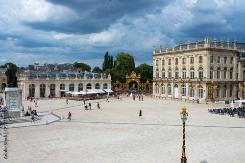 Obraz na plátne  Place Stanislas, Nancy