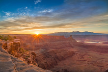 Sunrise At Dead Horse Point St...