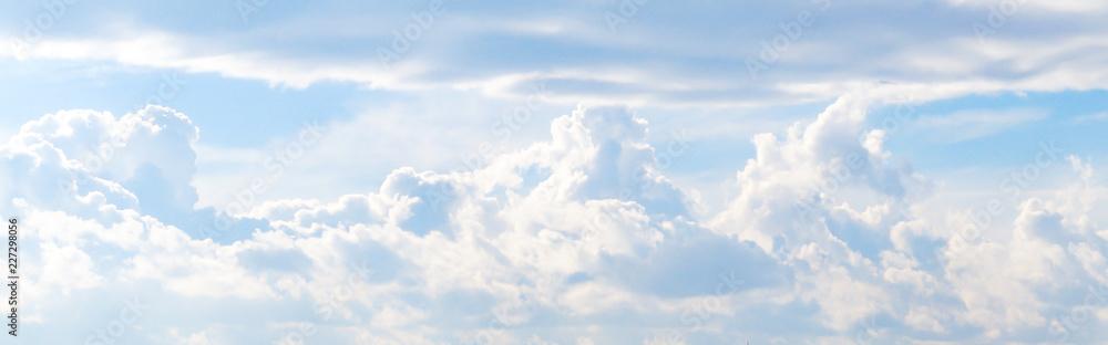 Fototapety, obrazy: Nuvole in cielo