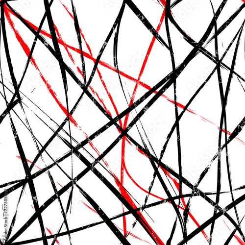 abstract seamless pattern background, with lines, strokes, splashes and waves