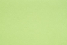 Bright Green Paper Texture Background. Colored Cardboard Fibers And Grain. Empty Space Concept.