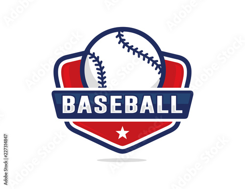 baseball logo template buy this stock vector and explore similar