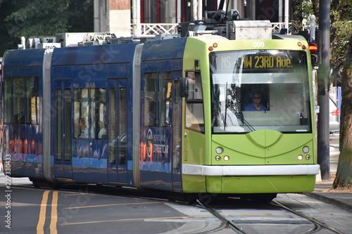 Streetcar in Portland, Oregon