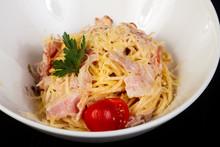 Pasta Spaghetti Carbonara