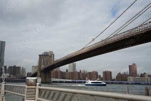 Aluminium Prints Brooklyn Bridge
