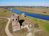 Fototapeta Miasto - Koło - Średniowieczny zamek królewski