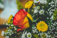 Wedding Bouquest Muted