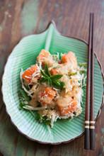 Thai Papaya Chicken Salad