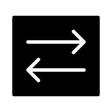 Exchange Change Sync Arrows Bi...