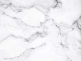 Biała marmurowa tekstura z naturalnym wzorem dla tła. - 227389861