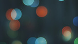 Colorful sparkling bokeh and flashing new year lights in soft focus. Abstract sparkling - 227399872