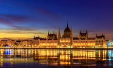 Hungarian Parliament Building 02