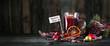 Glühwein in der Adventszeit