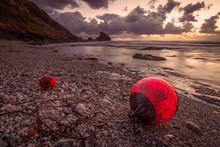 Bassets Cove Cornwall England ...