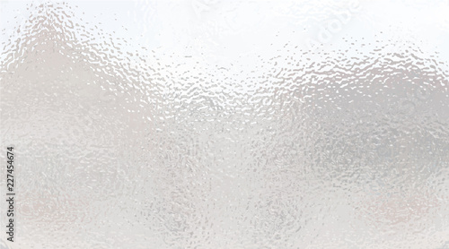 Fotografia Light matte surface. Frosted plastic. Vector illustration