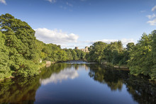 Barnard Castle And The River T...