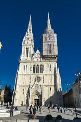 Zagreb chatedral