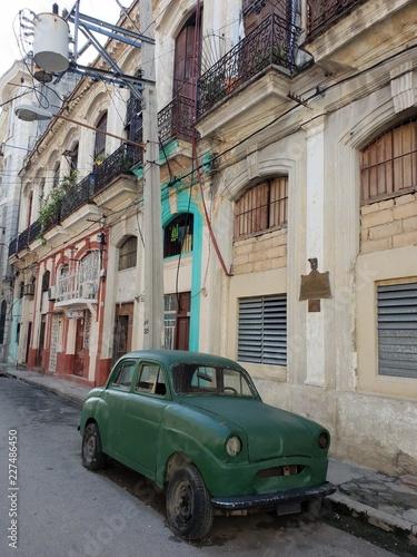 Foto op Aluminium Havana Voyage à Cuba