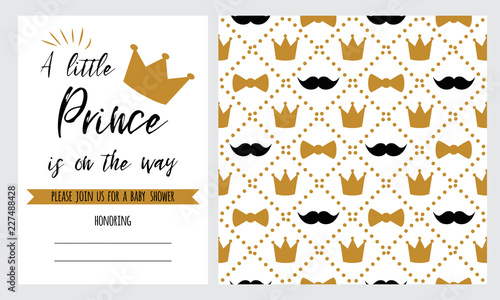 The little prince: invitations and free printables.   oh my fiesta.