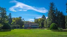 Tsinandali Palace And Garden, Chavchavadze House Museum - Kakheti, Georgia, Caucasus