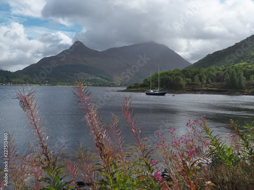 Photo  Loch Leven, Glen Coe