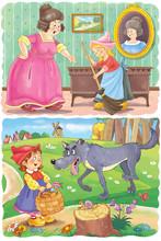 Cinderella. Little Red Riding ...