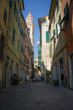 streets of Voltri Genova