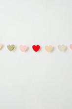 Garland Of Hearts